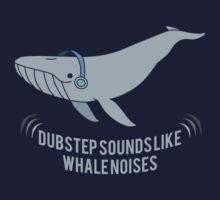 Wub Wub Whale by Lorren Francis