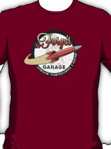 La Forge's Garage T-Shirt