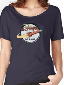 La Forge's Garage Women's Relaxed Fit T-Shirt