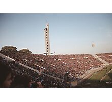 Estadio Centenario Photographic Print