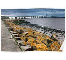 Severn Bridge Poster