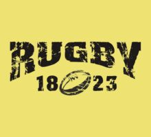 Rugby by SportsT-Shirts