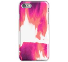 Pink Firelight iPhone Case/Skin