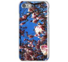 Pink Magnolias iPhone Case/Skin