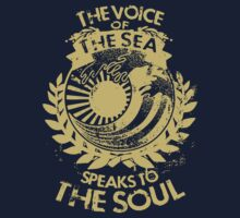 The Voice Of The Sea by veerkun
