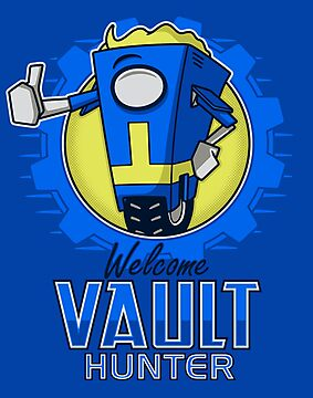 Welcome Vault Hunter by Adho1982