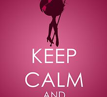 Keep Calm - Sailor Pluto Posters 4 by SimplySM