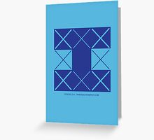 Design 210 Greeting Card