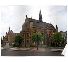 McManus Art Gallery & Museum, Dundee,Scotland Poster