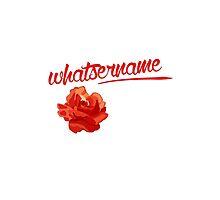Whatsername by KaySaotome