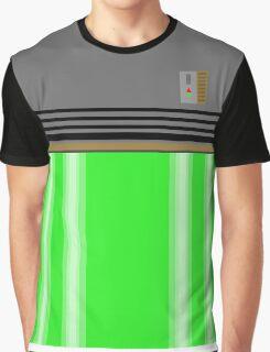 Green Lightsaber Graphic T-Shirt