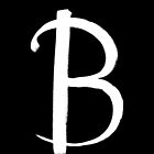 The Letter B by alphabeautiful