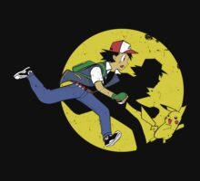 Tintin Ketchum by Alex Clark