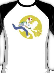 Tintin Ketchum T-Shirt