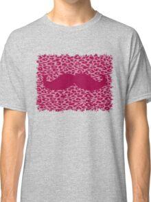 Funny Ref Mustache Classic T-Shirt