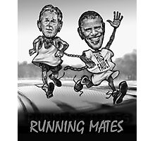 RUNNING MATES Photographic Print
