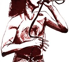 Bon Scott, AC/DC by SasiScott