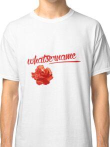 Whatsername Classic T-Shirt