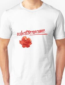 Whatsername Unisex T-Shirt