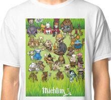 Michtim Playground Classic T-Shirt