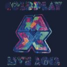 """MX Graffiti Live 2012"" - Coldplay by FabFari"
