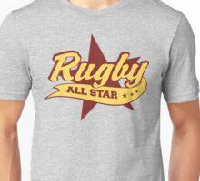 Retro Rugby Unisex T-Shirt