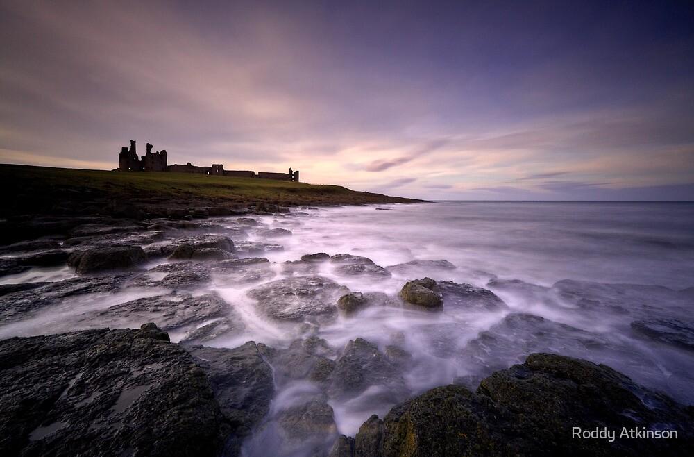 Dunstanburgh Castle by Roddy Atkinson