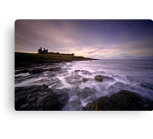 Dunstanburgh Castle Canvas Print