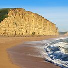 West Bay Dorset  Broadchurch - 1 by Colin  Williams Photography