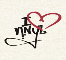 I LOVE VINYL by eL7e