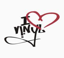 I LOVE VINYL by eL7e