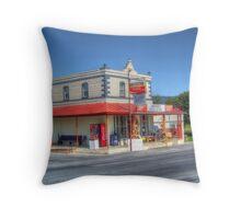 Walker's Cash Store Throw Pillow