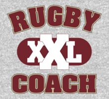 Rugby Coach by SportsT-Shirts