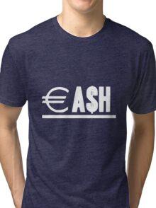CA$H Tri-blend T-Shirt