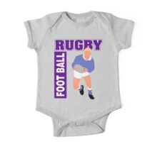 Rugby Football One Piece - Short Sleeve