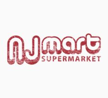 nj mart supermarket (aged look) by KRDesign