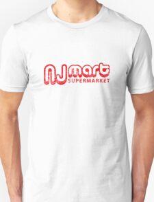 nj mart supermarket (aged look) T-Shirt