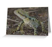Junior Water Dragon Greeting Card
