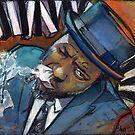 Blue Monk by Derek Shockey