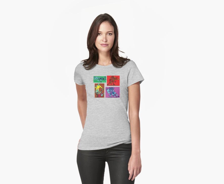 Abstract Rugby by SportsT-Shirts