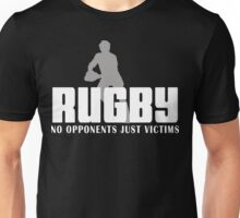 Rugby Just Victims Unisex T-Shirt
