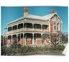 Old home Ballarat 19810800 0002  Poster