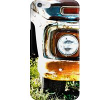 Chevrolet Headlight iPhone Case/Skin