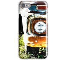 Chevrolet Headlight iPhone Case/Skin