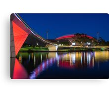 Adelaide Oval Elegance Canvas Print