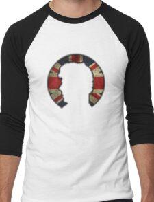 The Consulting Detective (Option 1) Men's Baseball ¾ T-Shirt
