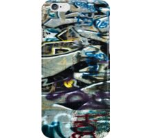 Kentucky Graffiti  iPhone Case/Skin