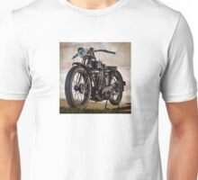 1927 Vintage A-J-S Motorcycle Unisex T-Shirt