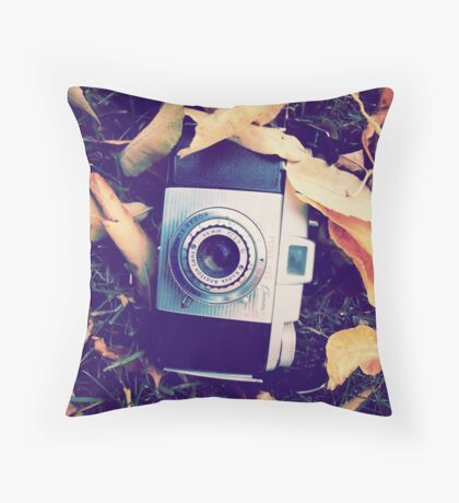 Kodak Pony 135 Throw Pillow