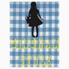 Wizard Of Oz Dorothy Gingham Style by rachick123